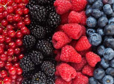 BenefitsofFreshBerries